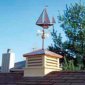 eplans.com - House Plan: Who Could Pass Up A Cupola?
