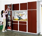 Utility Cabinet System for your Basement or Garage Woodworking Plan