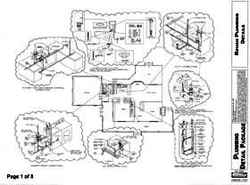 Residential Plumbing Details - Product Code PLUMB