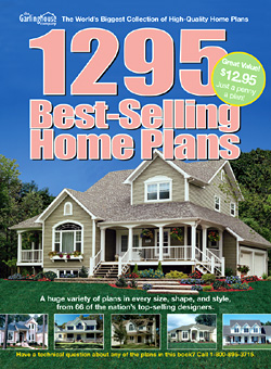 1295 best selling home plans at for Top selling house plans
