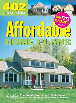 Affordable home plans at for House floor plan books