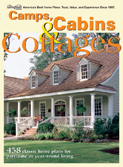 Camps, Cabins, and Cottages | FamilyHomePlans.com