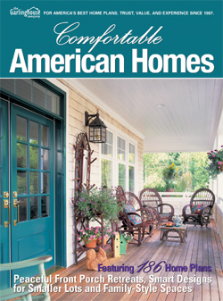 Comfortable American Homes at FamilyHomePlans.com