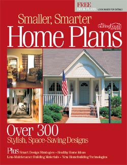 Smaller, Smarter Home Plans at FamilyHomePlans.com