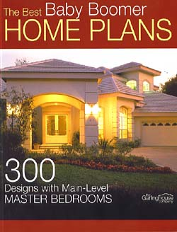 Baby Boomer Home Plans at FamilyHomePlans.com