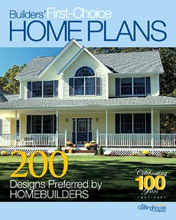 Builders' First-Choice Home Plans at FamilyHomePlans.com