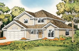House Plan 10683