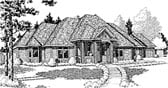 Plan Number 10807 - 4815 Square Feet
