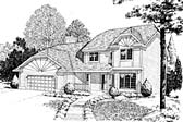 Plan Number 10831 - 1888 Square Feet