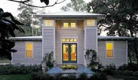 Bungalow Craftsman Prairie Style House Plan 19311 Elevation