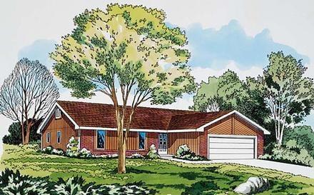 House Plan 20062