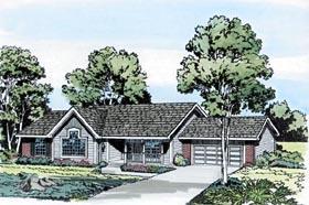 House Plan 20100