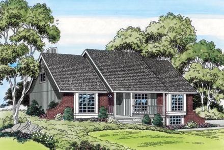 House Plan 20125
