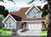 Plan Number 20134 - 2483 Square Feet