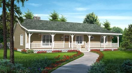 House Plan 20227
