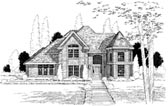 Plan Number 20507 - 2927 Square Feet