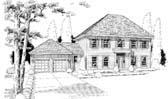Plan Number 24586 - 2434 Square Feet