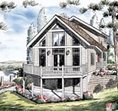Plans with lots of windows for great views at - House plans lots of windows ...