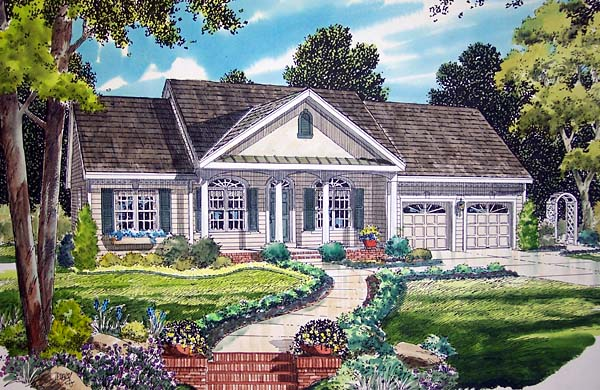 Southern Ranch House Plans Unique House Plans