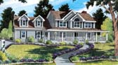 House Plan 24733