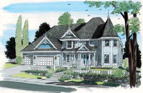 Victorian House Plans | Home Plans Blog