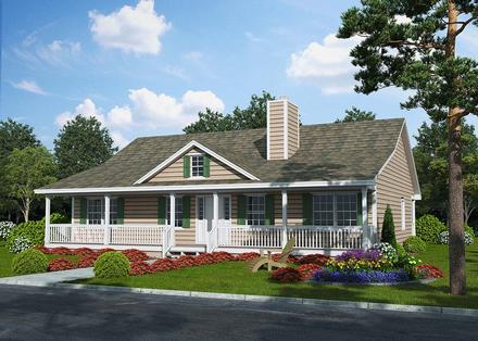 House Plan 25102