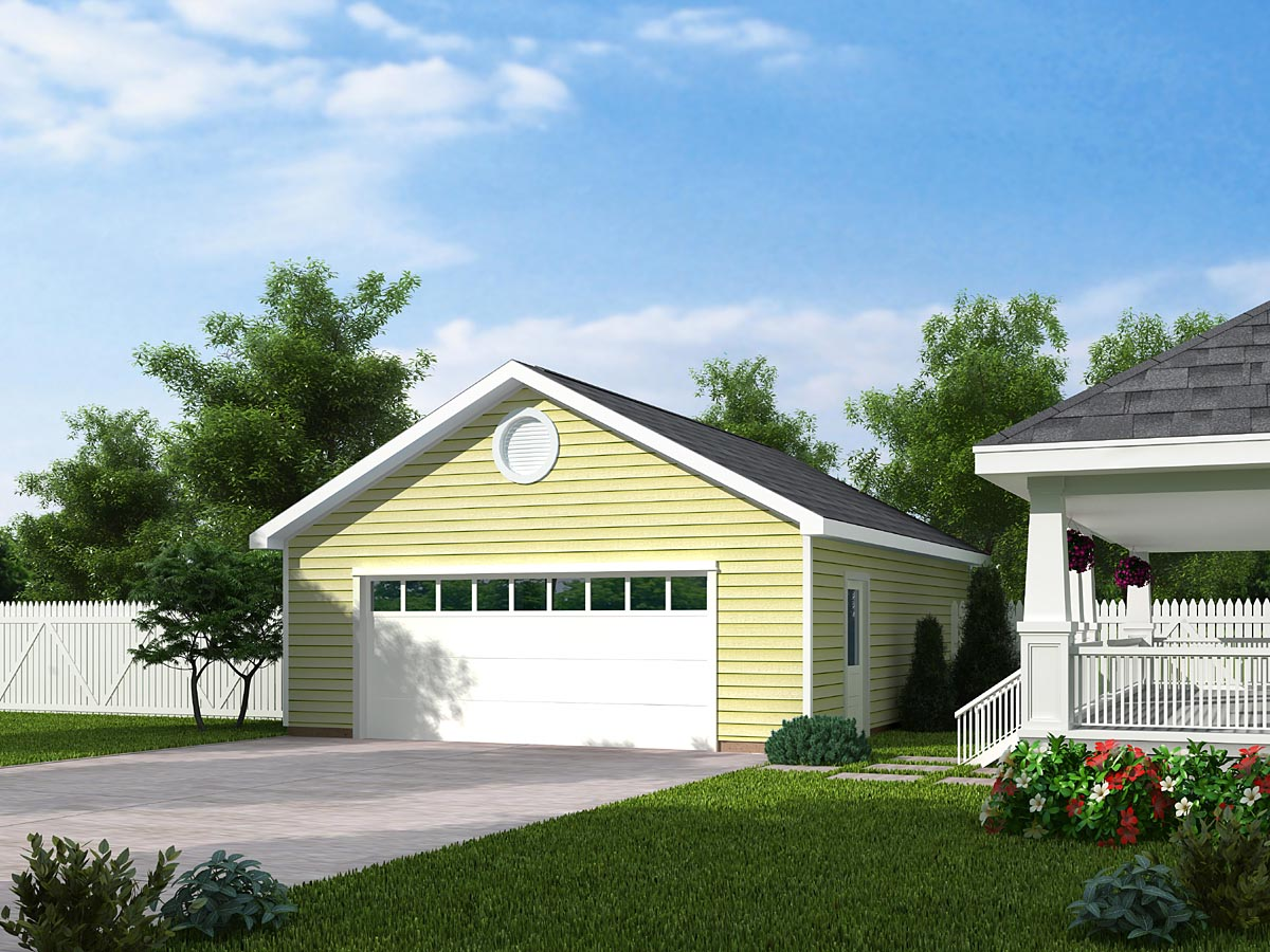 Design Connection, LLC - House Plans & Garage Plans -
