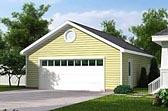 Garage Plan 30001