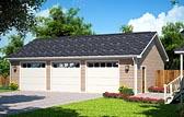 Garage Plan 30002