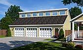 Garage Plan 30013