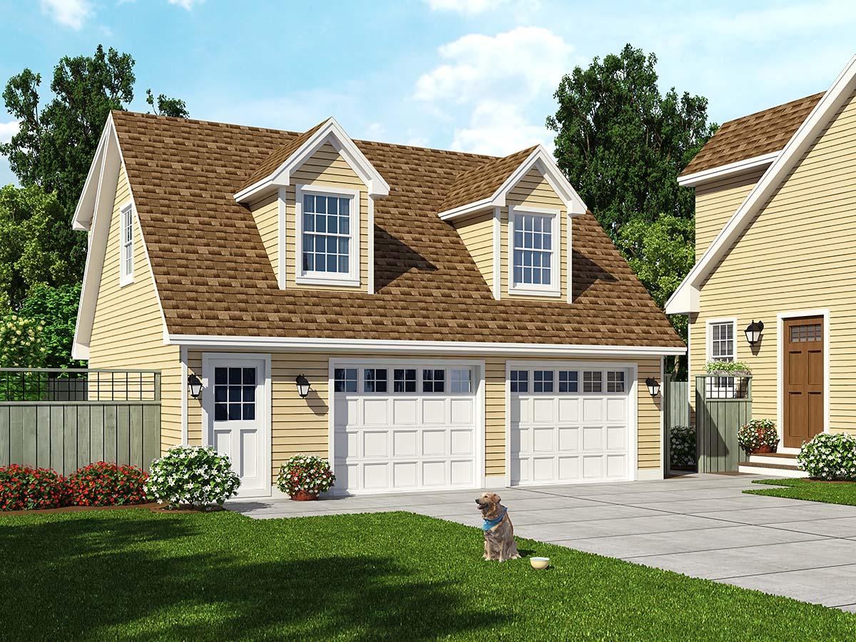 Garage Plan 30030 At Familyhomeplans Com