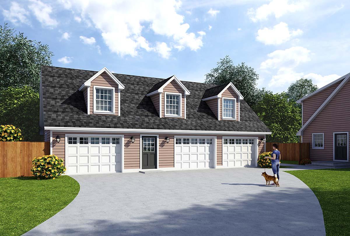 Cape With Porch Home Plans Pinterest Cape Cod Capes