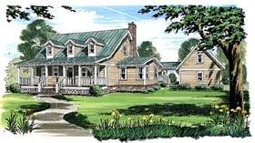 House Plan 30500