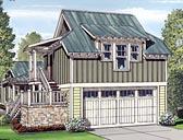 Garage Plan 30503