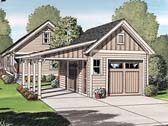 Garage Plan 30505
