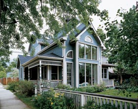Victorian House Plan 32505