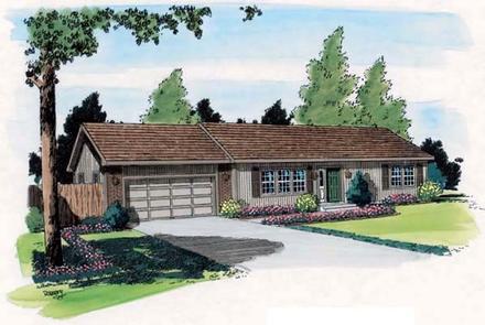 House Plan 34002