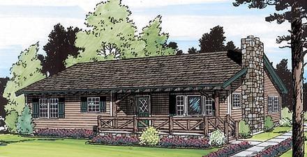 House Plan 34003