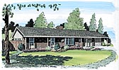 Plan Number 34014 - 1901 Square Feet