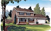 Plan Number 34018 - 1708 Square Feet