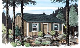 House Plan 34075