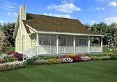 House Plan 34600