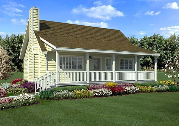 House Plan 34600 At FamilyHomePlans.com