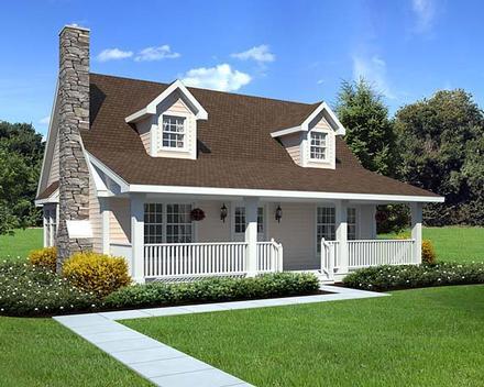 House Plan 34601