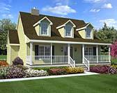 House Plan 34603