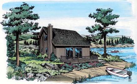 House Plan 34625