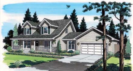 House Plan 35001