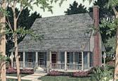 House Plan 40025