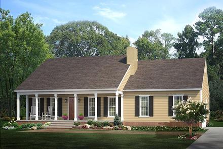 House Plan 40026