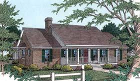 House Plan 40031